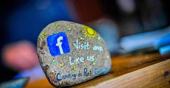 Camping 3 étoiles Lot Facebook