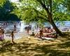 Camping Lot bord de rivière