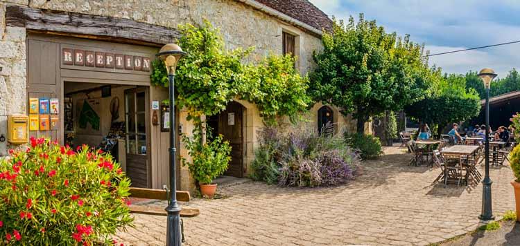 Camping vallée de la Dordogne 3 étoiles
