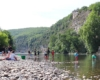 camping peche riviere lot
