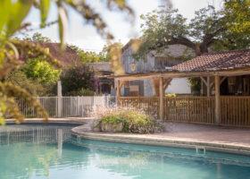 bar piscine vallée de la Dordogne