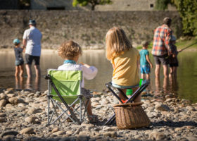 pêche plage camping du Port