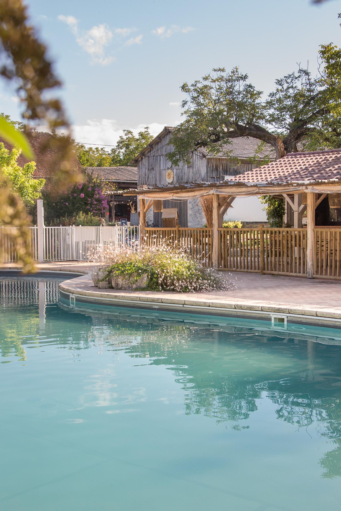piscine camping du Por